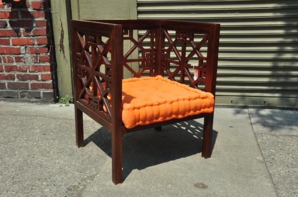 "Cina Chair    Price: $445   25""W x 22""D x 31""H"