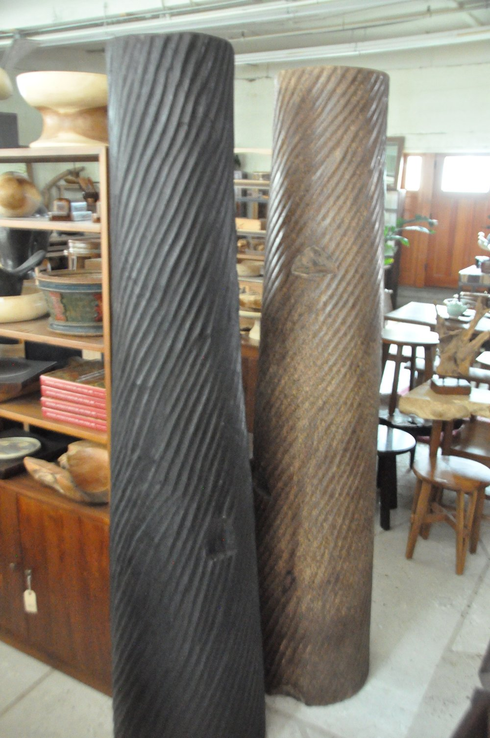 "Palm Vase  20""Dx78.75""H   Price: $715"