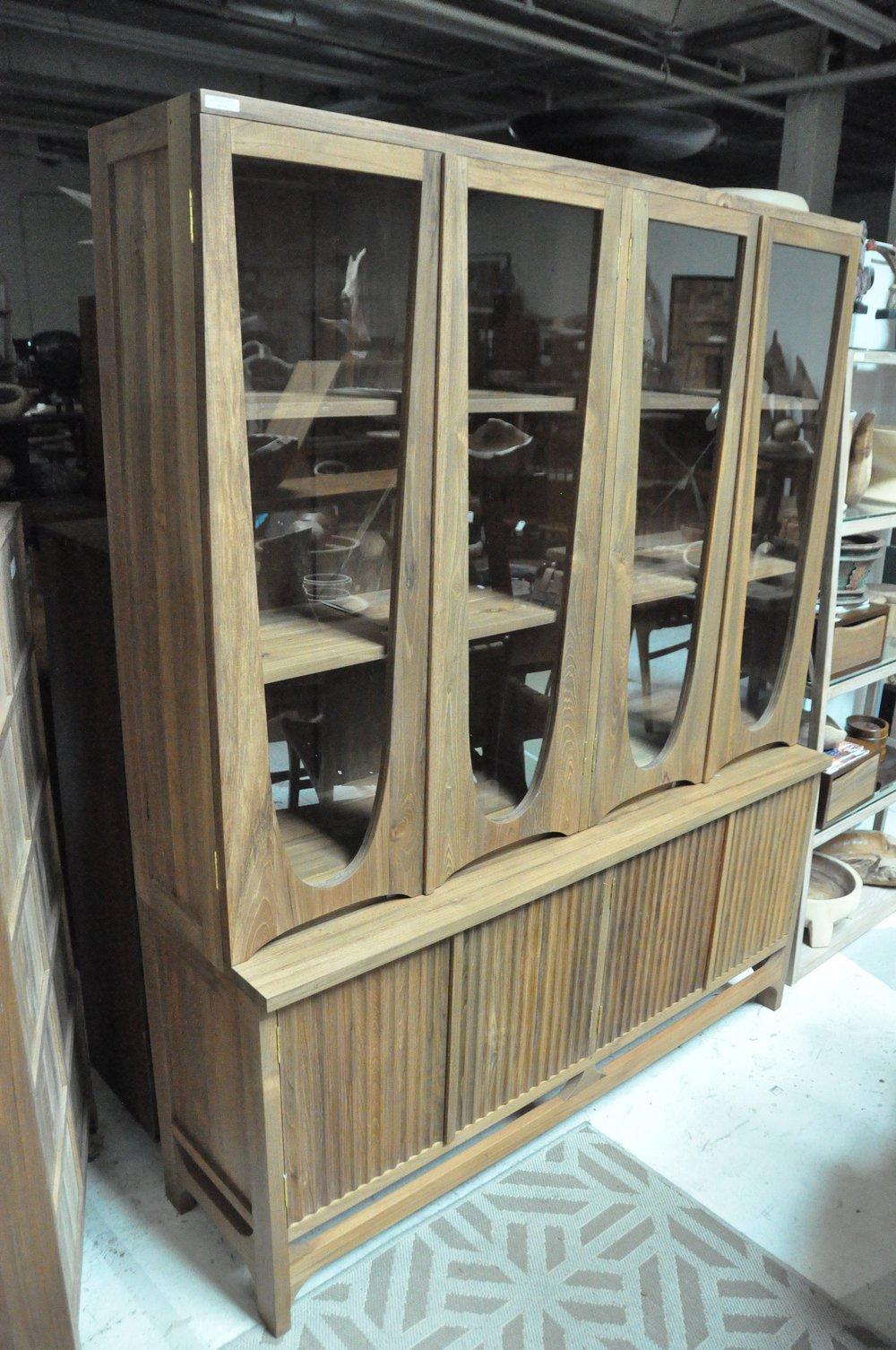 "Pantai Hutch Cabinet  60""Wx16""Dx74""H   Price: $2,512"