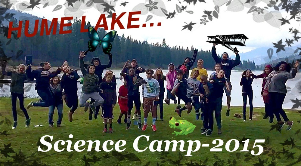 Science Camp-2015 Video