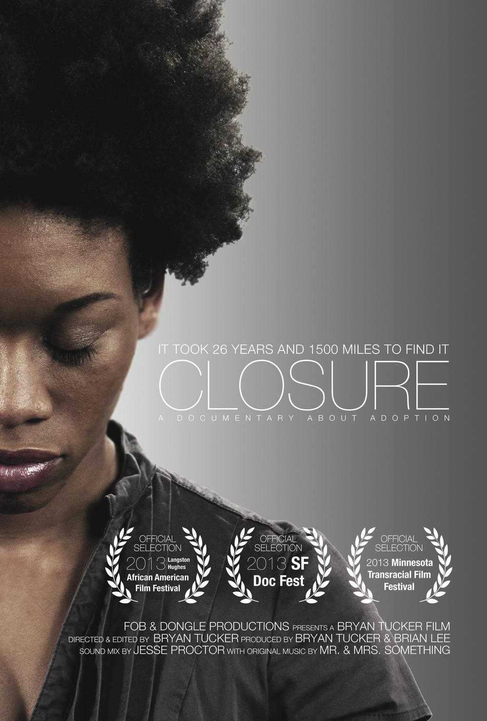 Closure Hi-Res Poster