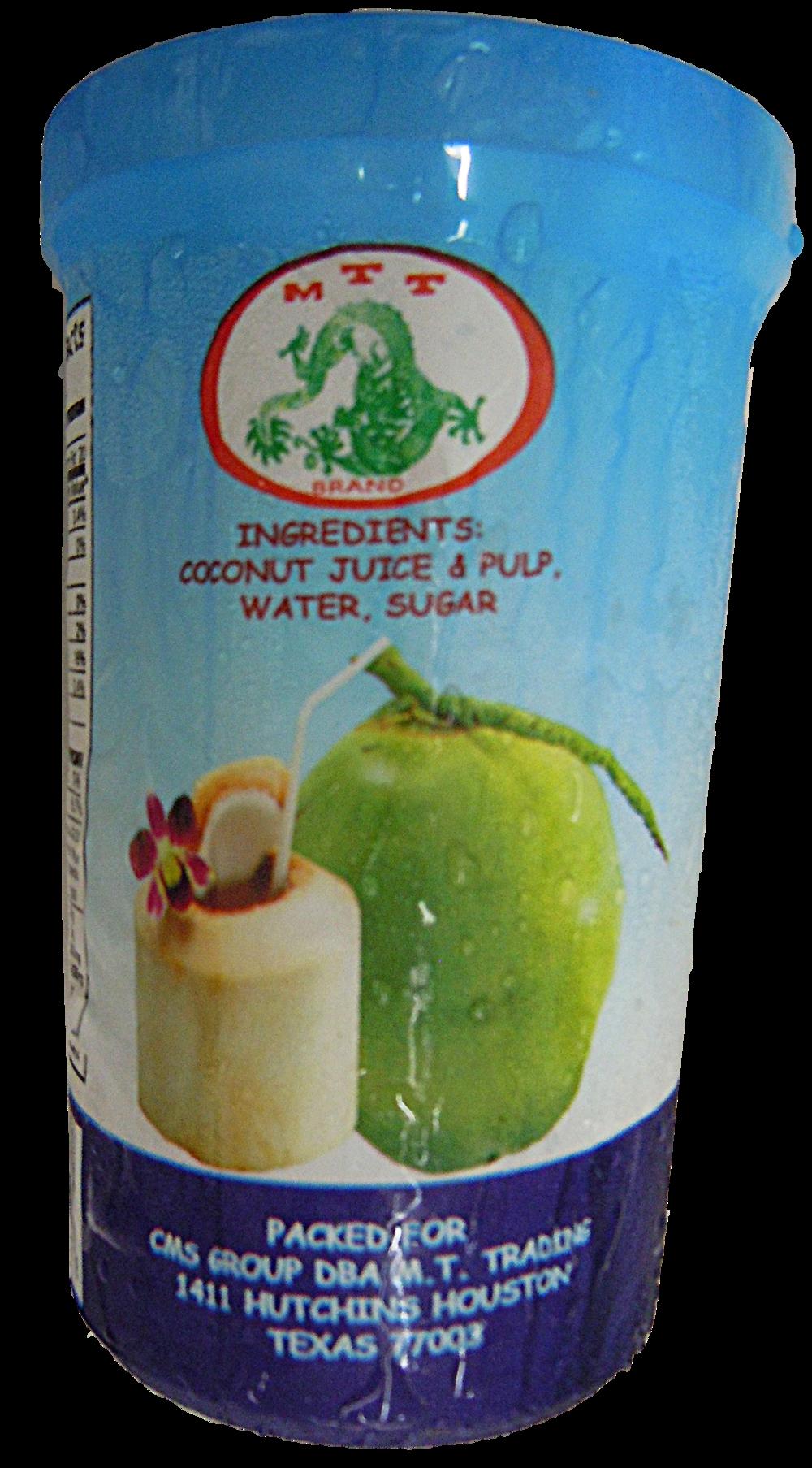 MTT Coconut Juice