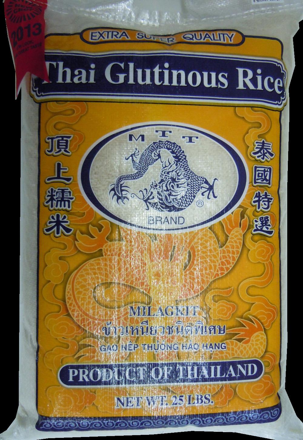 MTT Thai Glutinous Rice