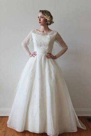 Wedding Gowns — Miranda\'s Vintage Bridal