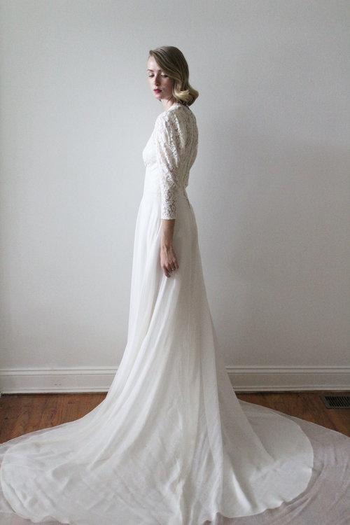 Macy Mirandas Vintage Bridal