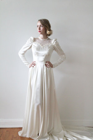 Wedding Gowns — Miranda\'s Vintage Bridal