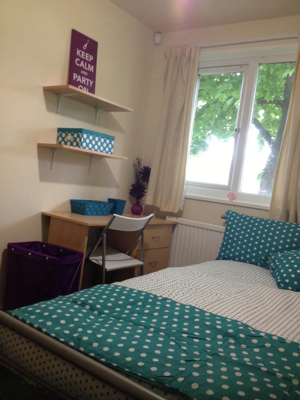 Each bedroom have, either built-in desks or freestanding desks, all with comfortable large beds, wardrobes and shelves.