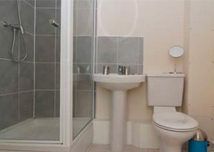 A typical bathroom