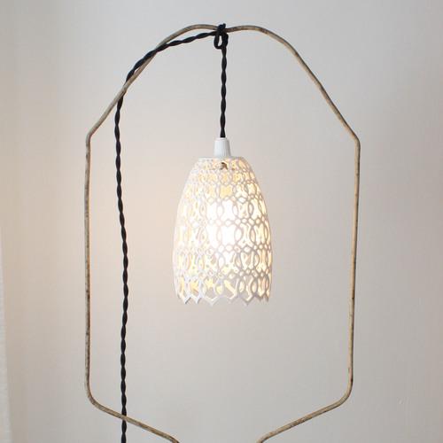 Porcelain pendant lamp aloadofball Choice Image