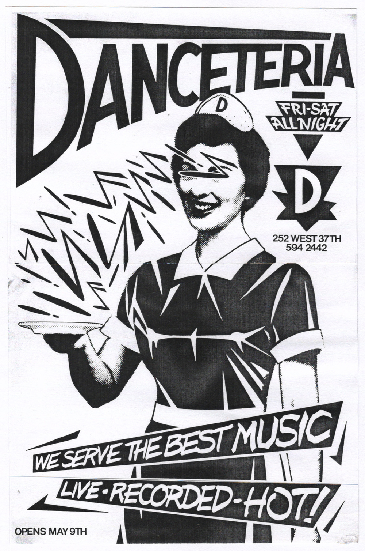 Danceteria Flyer