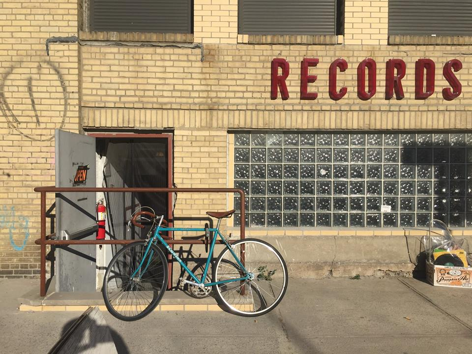 Approaching Superior Elevation Records in Bushwick. The old school is the new school.
