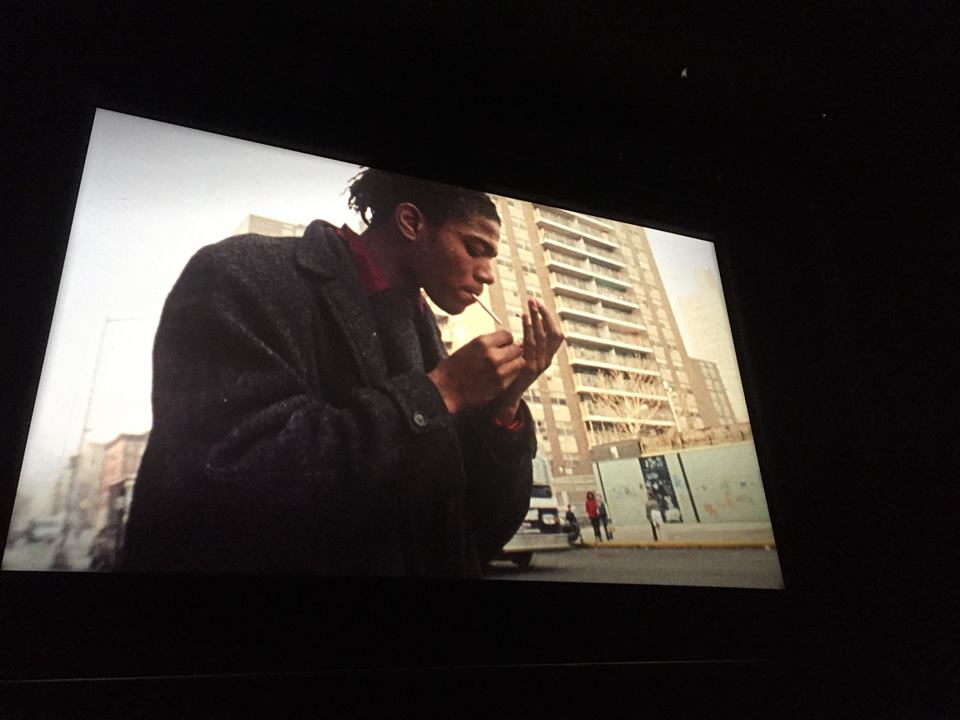 Screening of Downtown 81, Museum of Modern Art launch