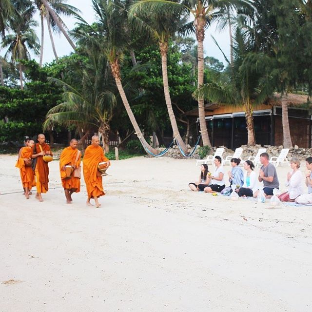 "✖️ Testimonial ✖️ ""Learning to meditate and be mindful changed my life... to help deal with stress in a healthy & functional way. I feel that everyone would benefit from this."" -Amy . Mindfulness Based Stress Reduction Retreat 