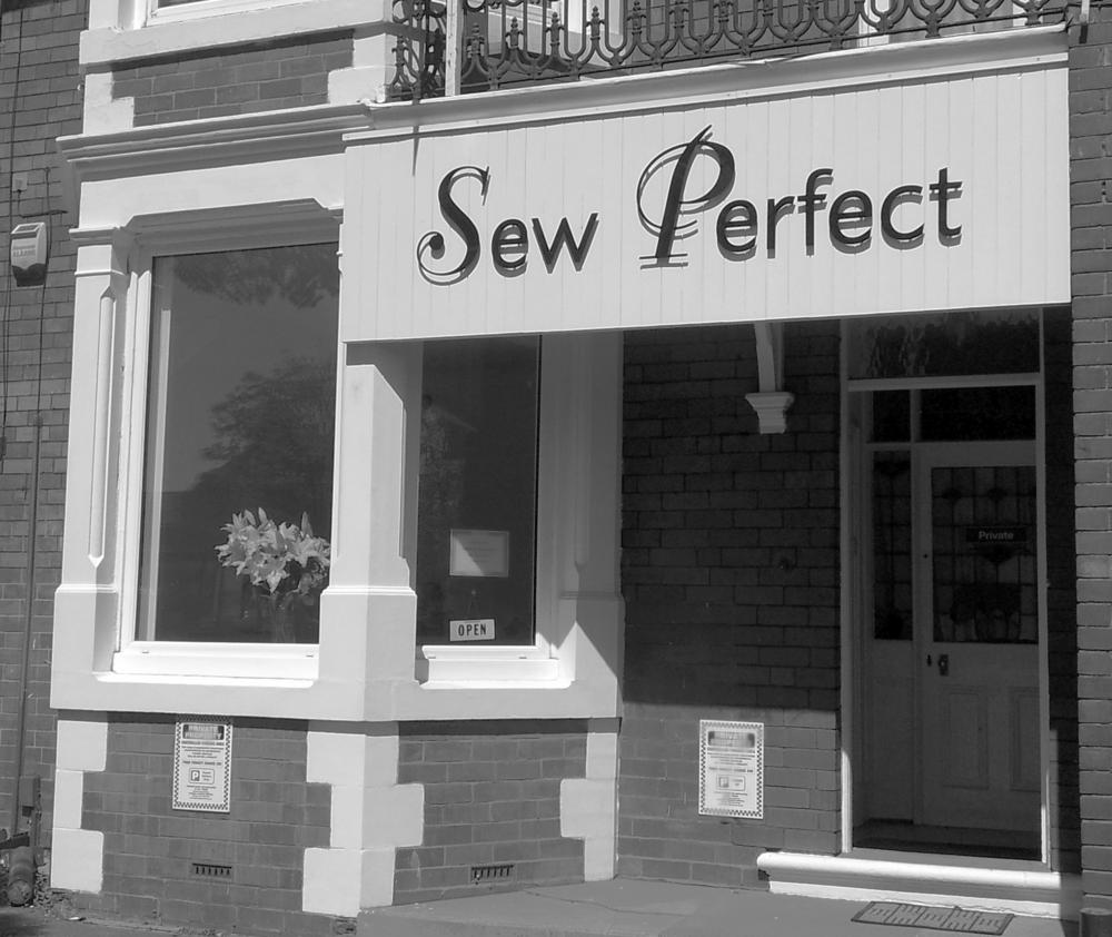sew perfect