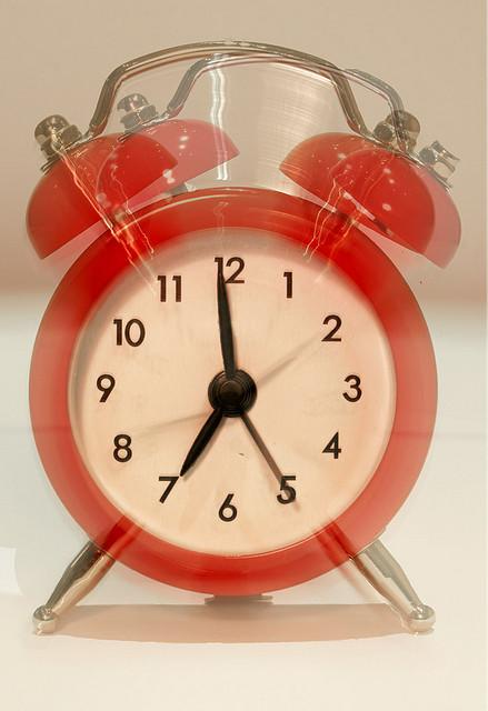 "CC Image ""Alarm Clock 3"" courtesy of Alan Cleaver on Flickr."