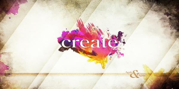"""CC image """"Create"""" courtesy of Jacob White on Flickr."""