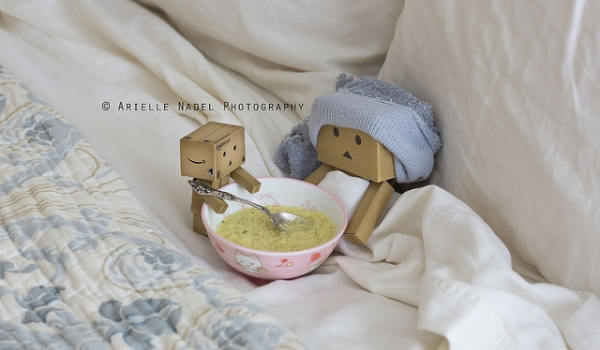 """CC Photo """"There's Nothing Like a Hot Bowl of Soup"""" courtesy of Arielle Nadel on Flickr"""