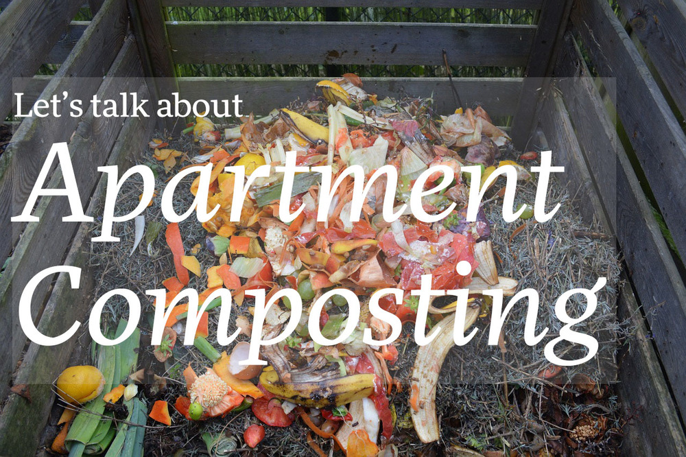 Apartment Composting