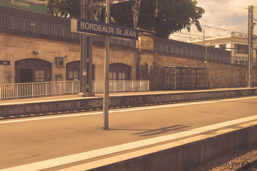 Bordeaux Station