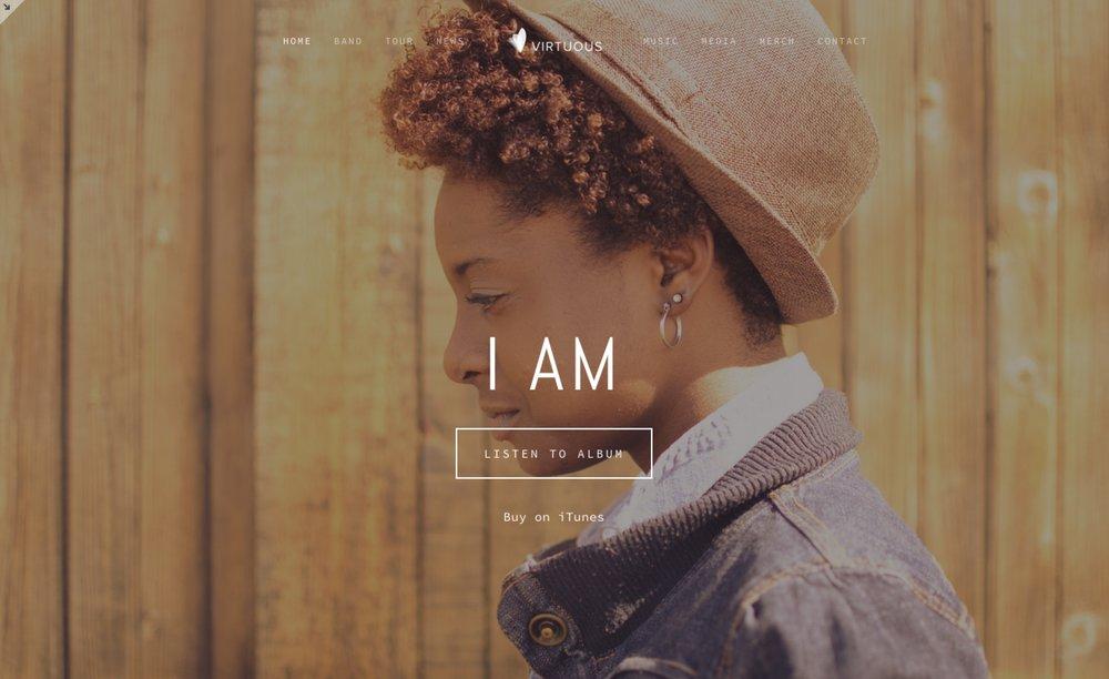 Kia Rice - Music Album Art Design & Photography