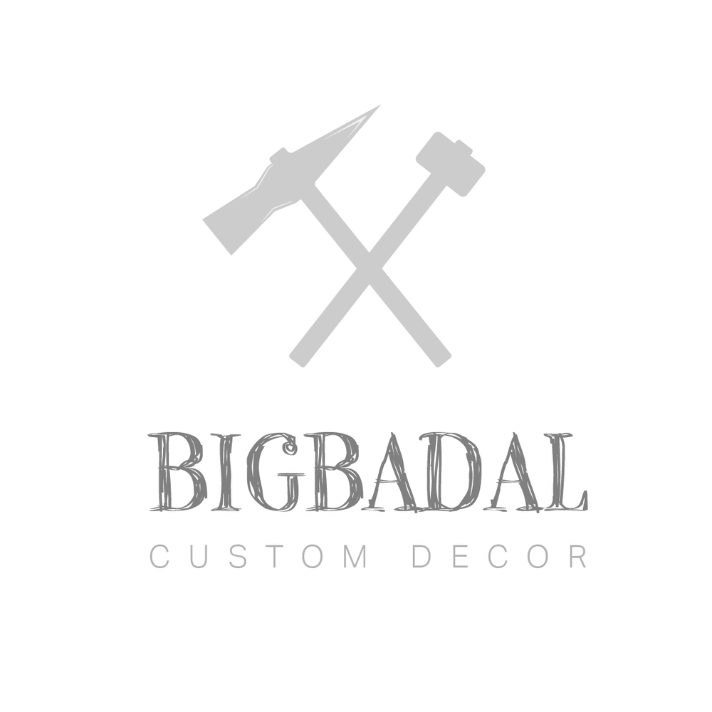 Big Bad Al - Custom Decor - Logo & Website