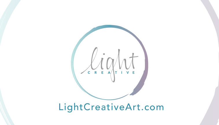 Light Creative Art - Logo & Website