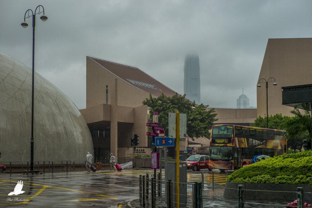 Salisbury Road, Tsim Sha Tsui,Hong Kong
