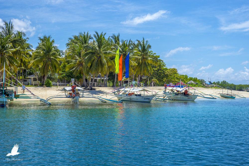Palawan, Honda Bay, Cowrie Island