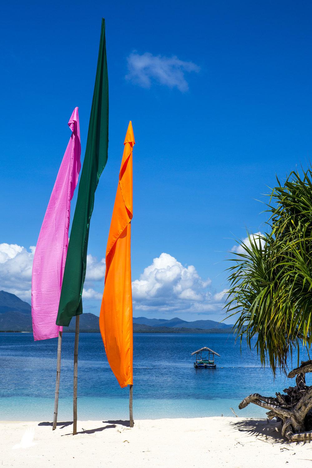 Palawan, Honda Bay, Pandan Island