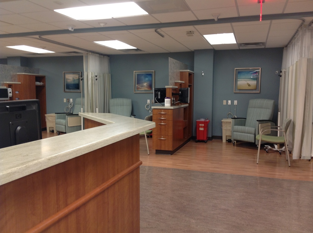 Winthrop Infusion Completed 2012