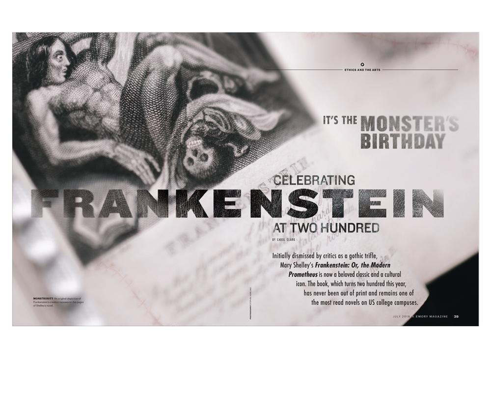 EmoryMag Frankenstein_spread1.png