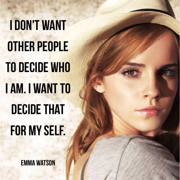 Womens Rights Quotes 12 Empowering Emma Watson Quotes  Quotiful