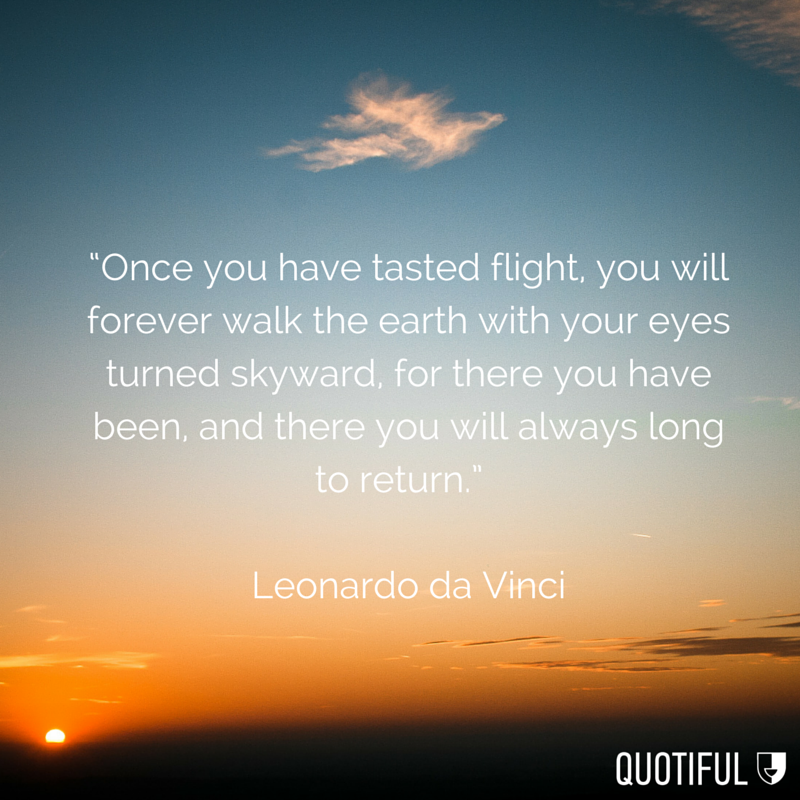 60 Quotes About Flight Quotiful Fascinating Flight Quotes