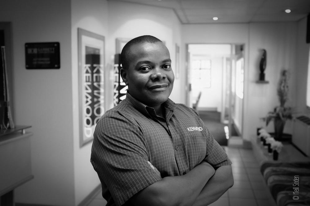 Dumisani Nkosi Manager Commercial Dept.