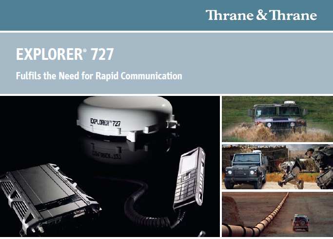 Explorer 727  Brochure - Download