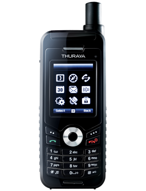 Thuraya XT Brochure - Download