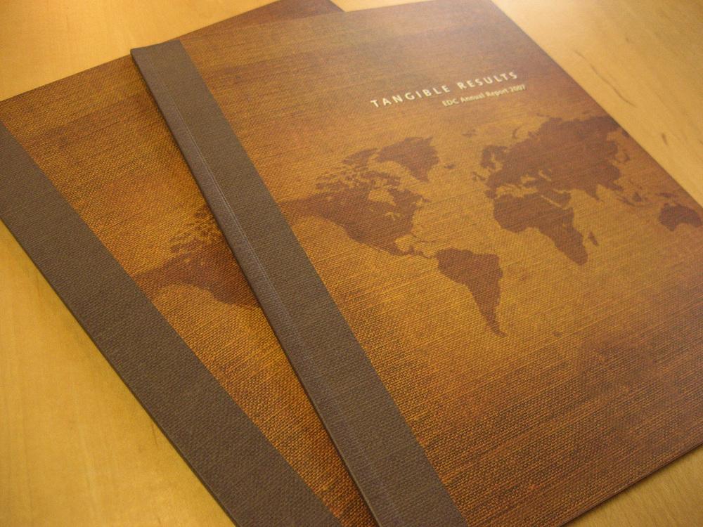 EDC Annual Report 2007