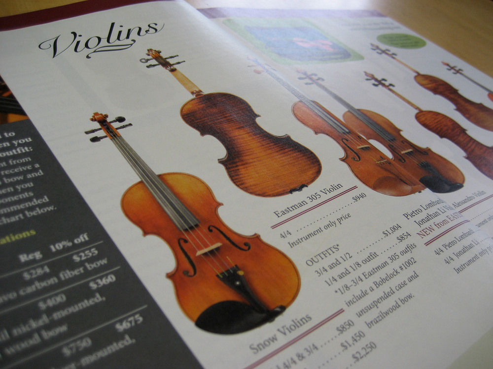 Johnson String Instrument