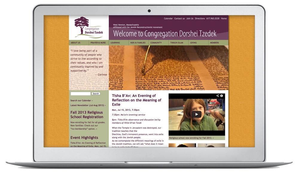 Congregation Dorshei Tzedek