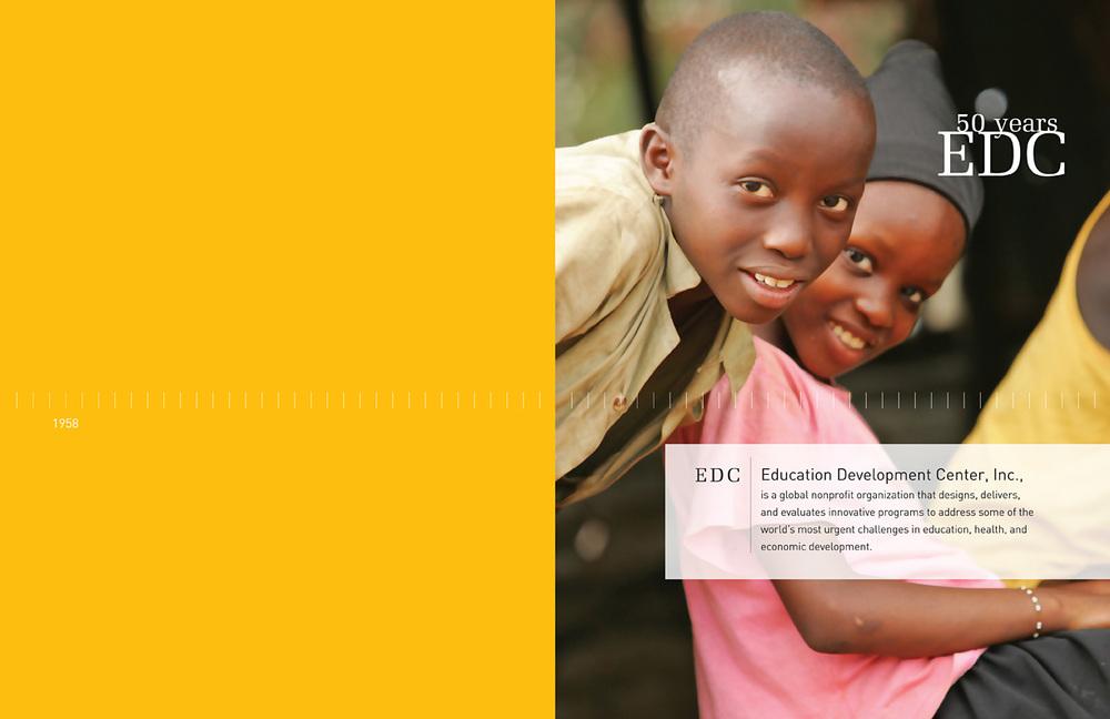EDC Annual Report 2008