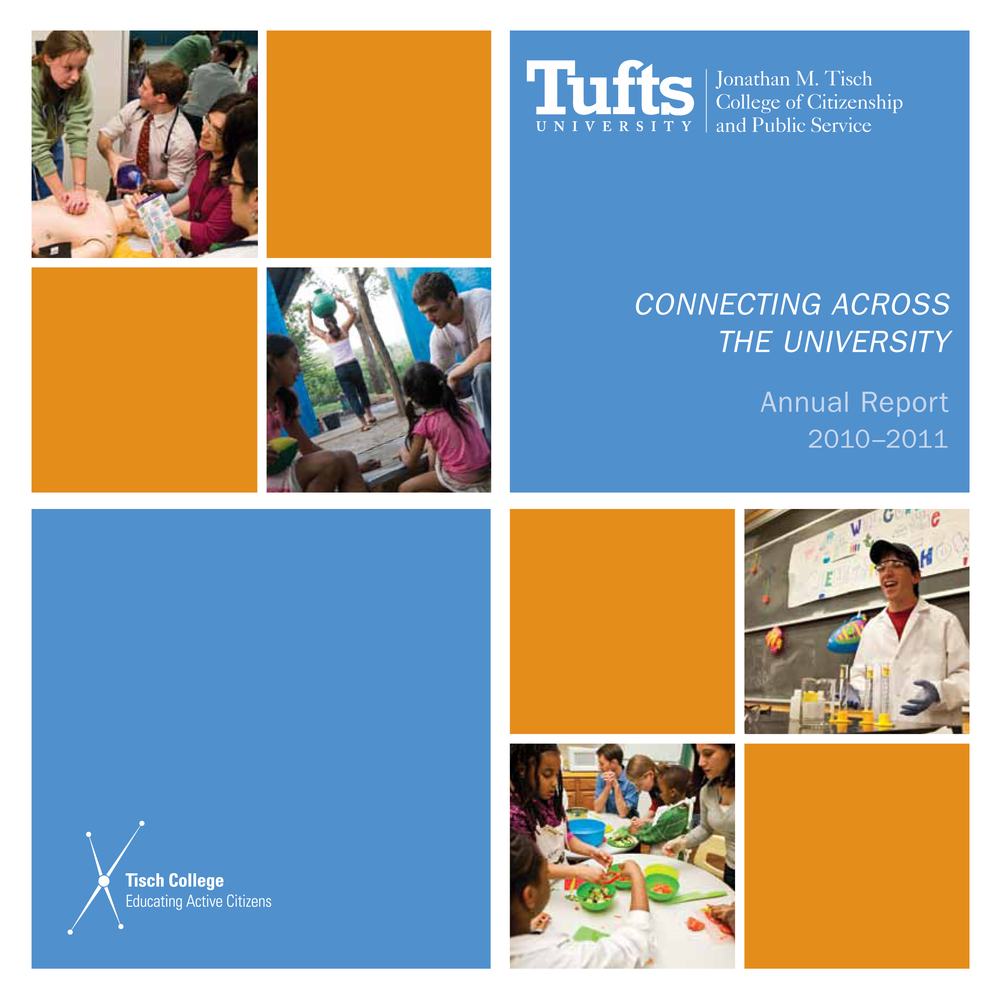 Tufts Tisch College Annual Report 2011