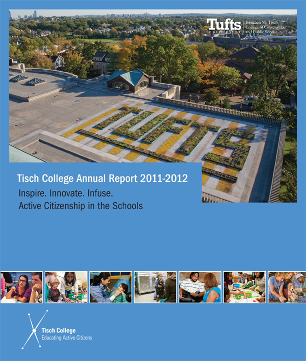 Tufts Tisch College Annual Report 2012