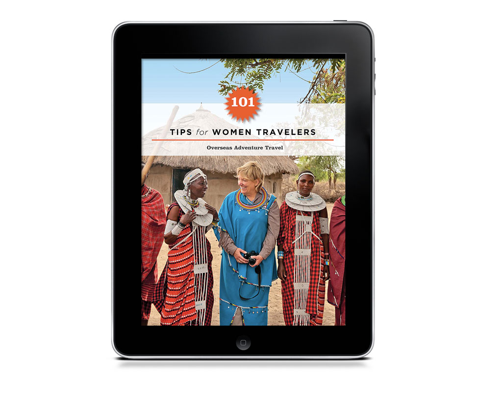 101 Tips for Women Travelers