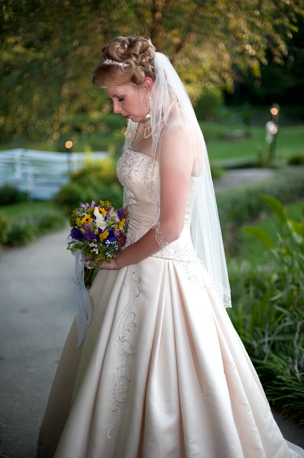 Jewish Bridal in Concord, North Carolina USA.