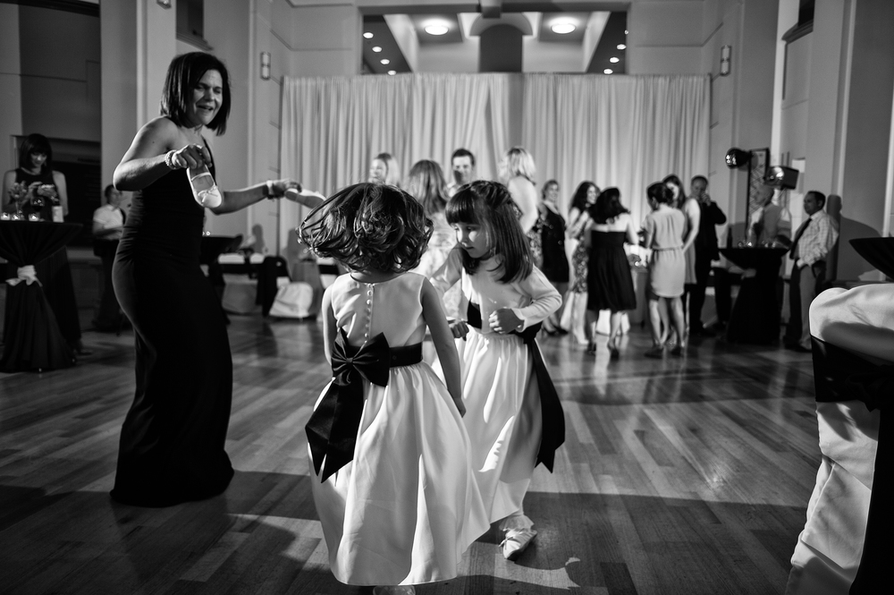 Young Wedding Dancers, Basingstoke Wedding Photographers