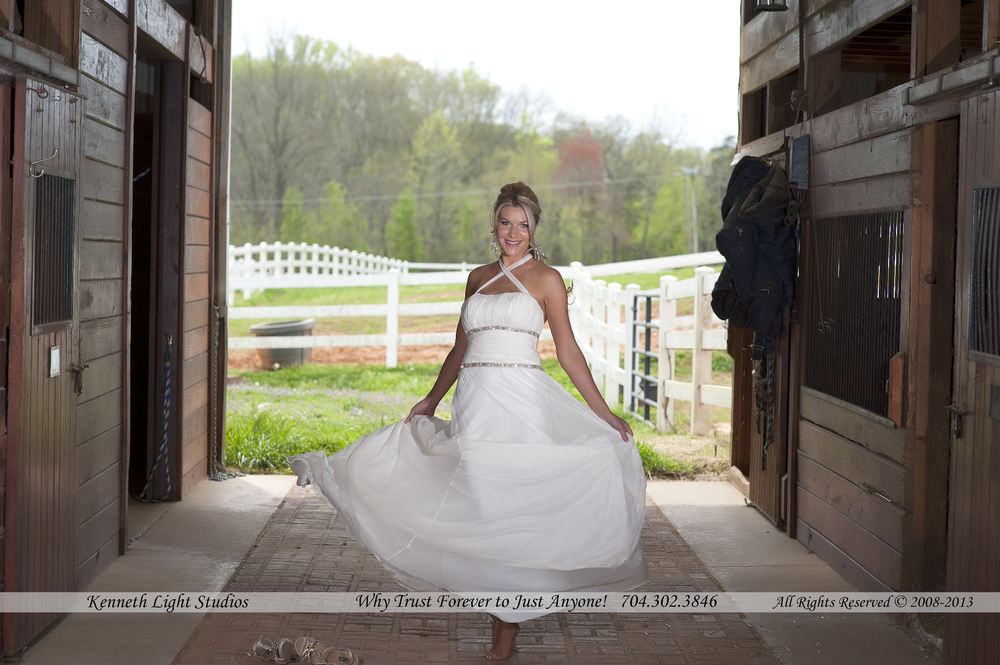 Kenneth Light Studios, Pixton Couture Bridal