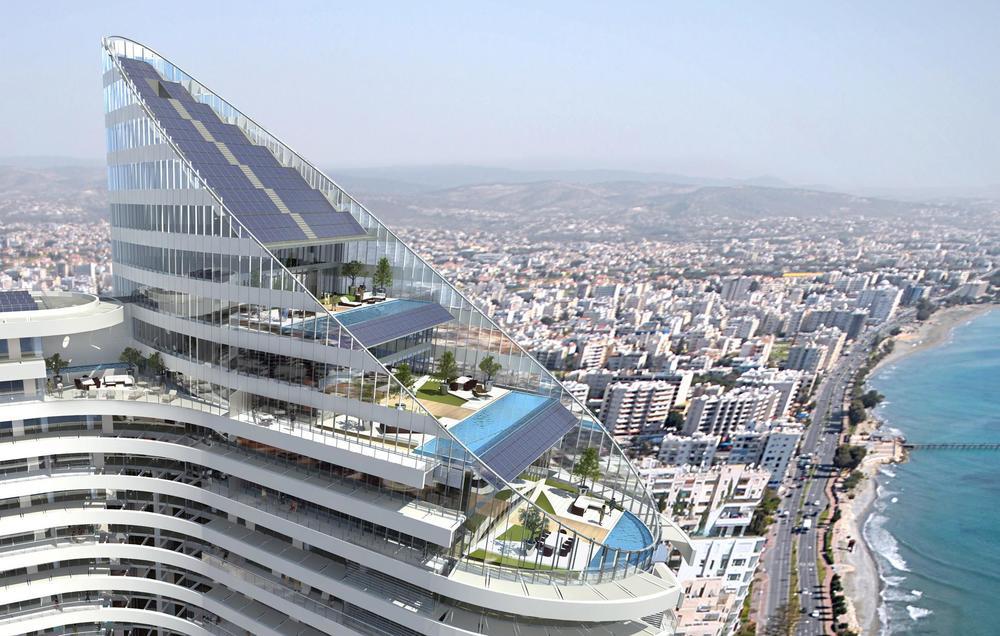 A Silicon Valley Outside Limassol Conicon