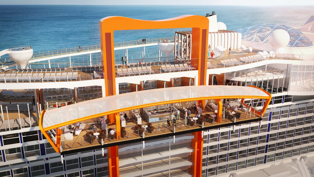 Celebrity EDGE Magic Carpet 2