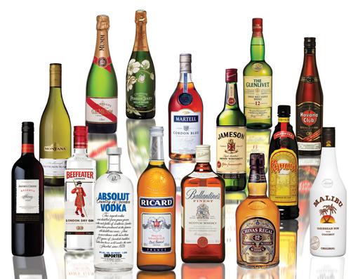 Pernod Ricard USA Brands