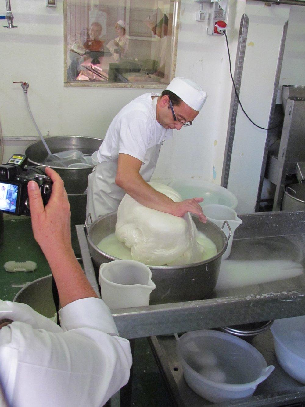 Making mozzarella .jpg